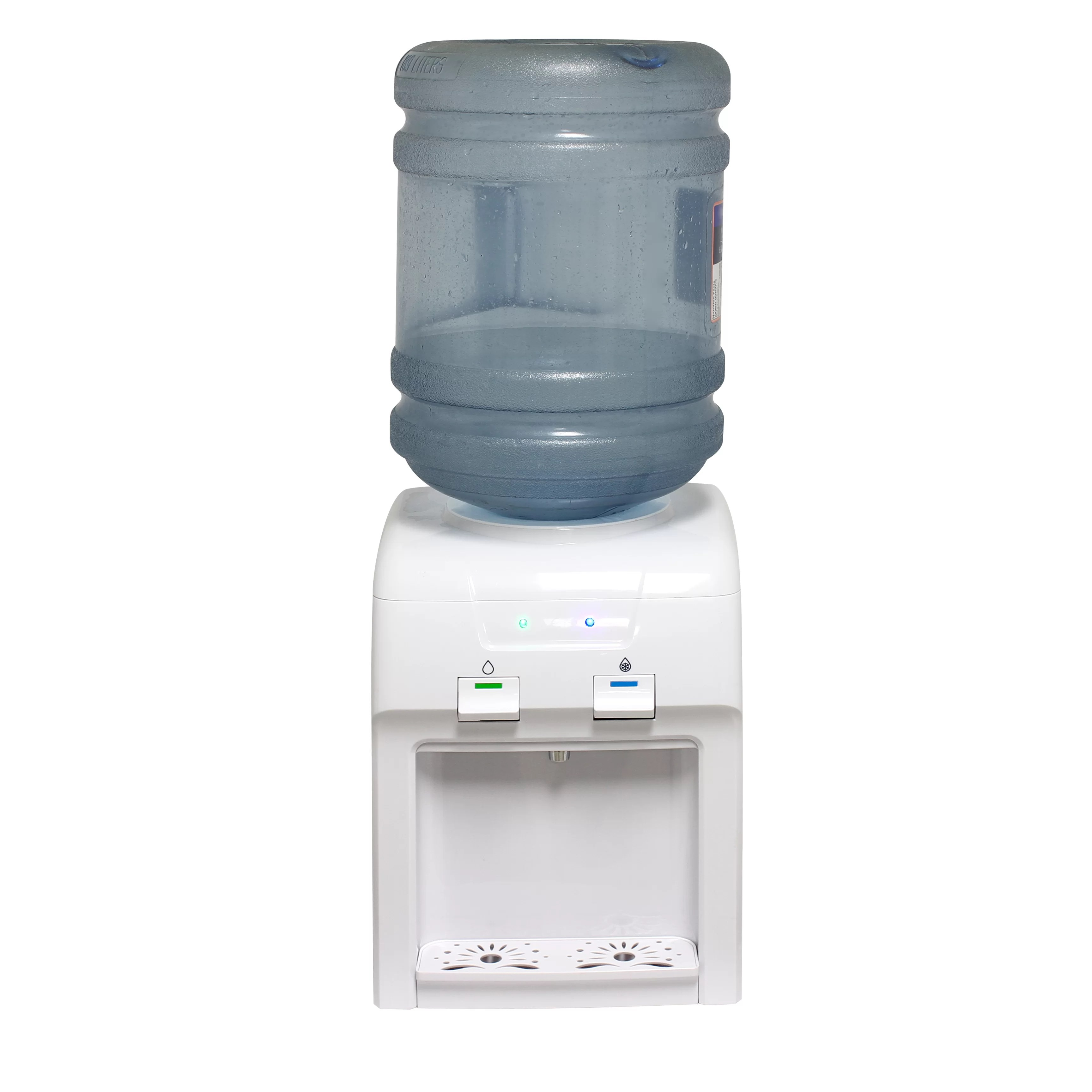Countertop Drinking Fountain Vitapur Countertop Room Temperature And Cold Water Cooler