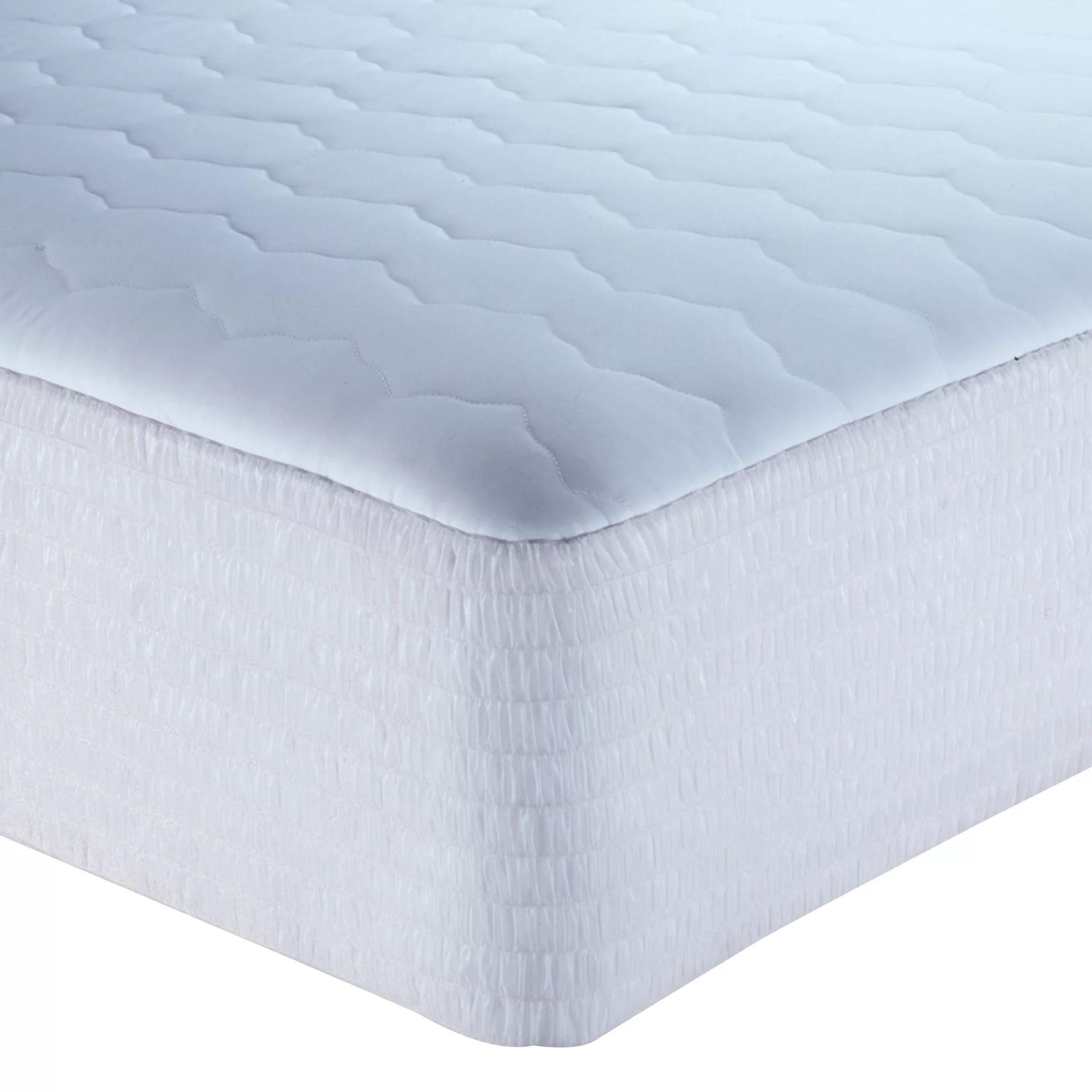 Simmons Beautyrest Ultra Comfort 100 Cotton Mattress Pad