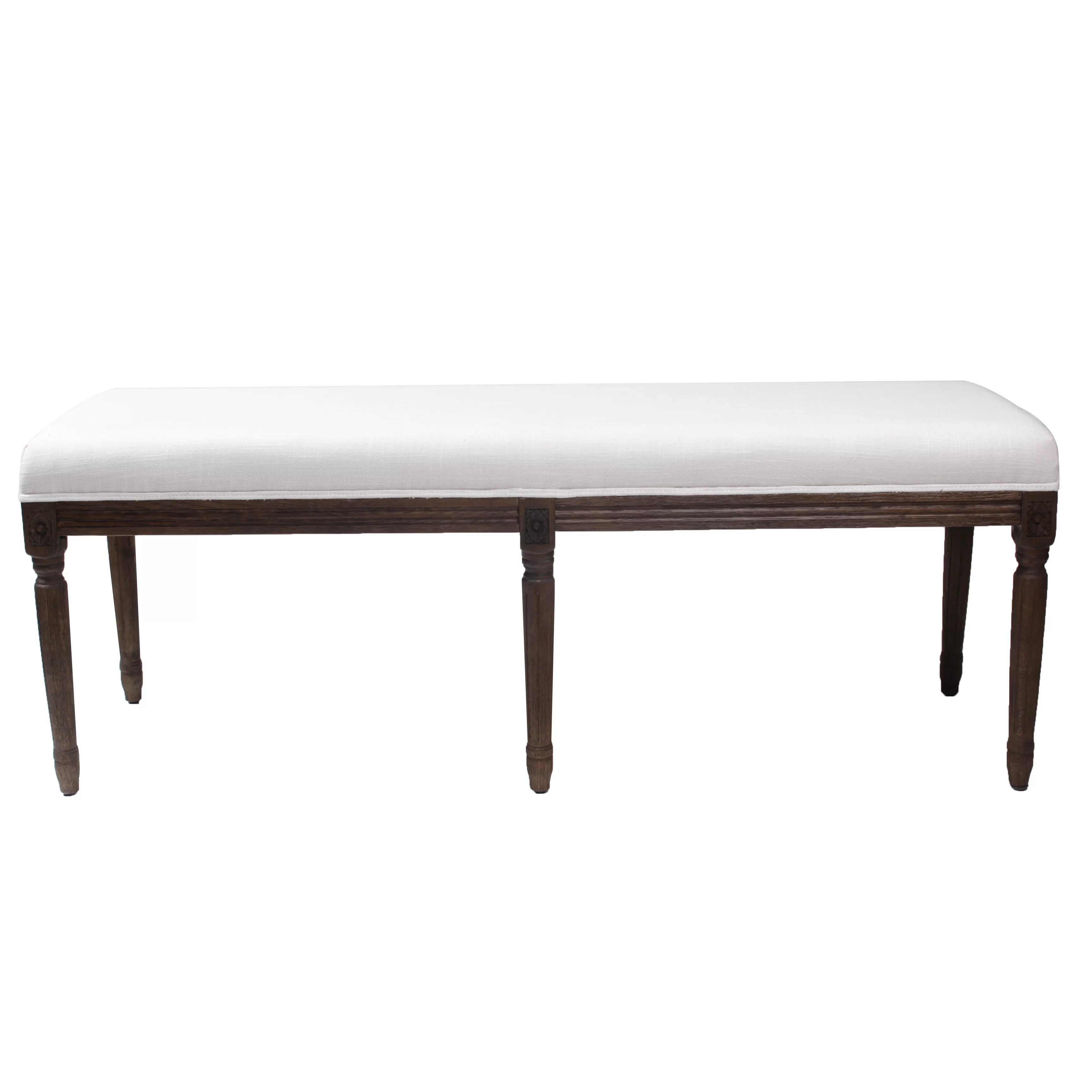 Bedroom Stools And Benches Blink Home Lafontaine Upholstered Bedroom Bench Wayfair