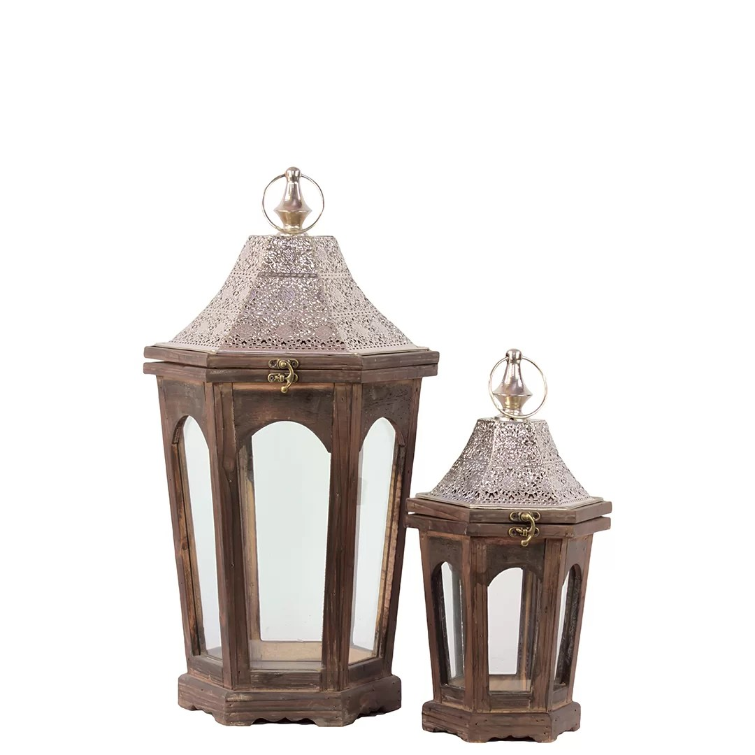 Wooden Light Post Designs Woodland Imports 2 Piece Classic Lamp Post Design Wooden