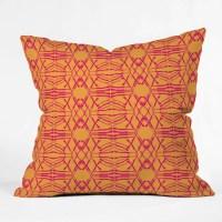DENY Designs State Throw Pillow & Reviews | Wayfair