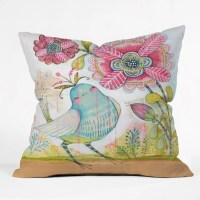 DENY Designs Cori Dantini I Love You More Throw Pillow ...