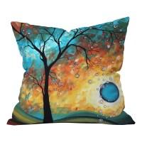 DENY Designs Madart Inc. Throw Pillow & Reviews | Wayfair