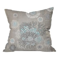 DENY Designs French Throw Pillow & Reviews | Wayfair
