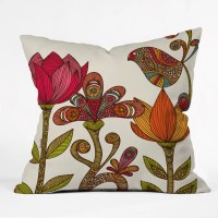 DENY Designs Valentina Ramos in the Garden Throw Pillow ...