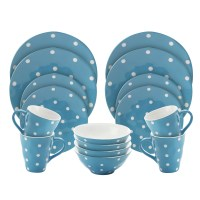 Maxwell & Williams Sprinkle 16 Piece Dinnerware Set