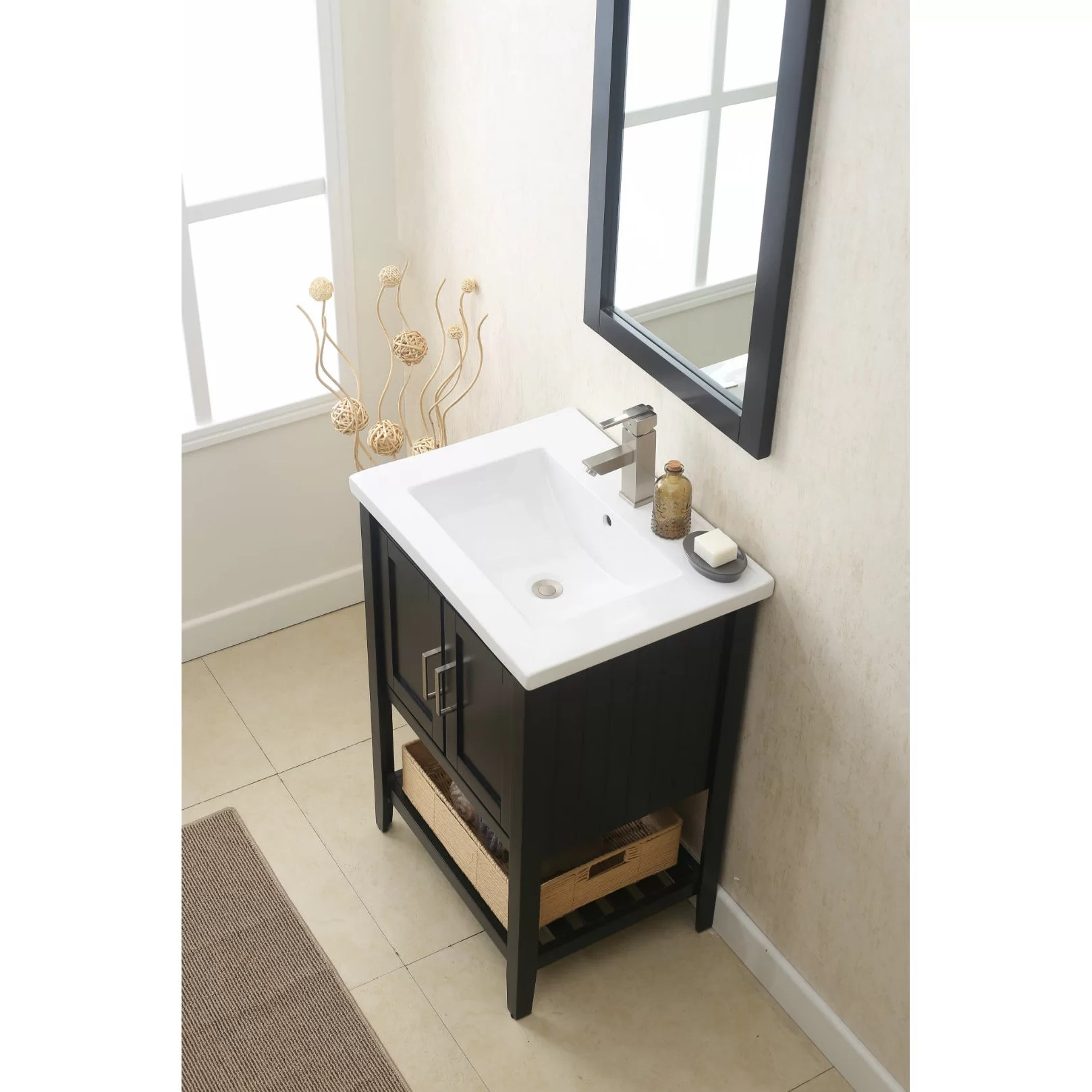 Vanity Set Chair Legion Furniture 24 Quot Single Vanity Set With Mirror
