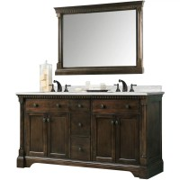 "Legion Furniture 60"" Double Bathroom Vanity & Reviews ..."