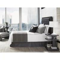 Lexington Carrera Bedroom Platform Customizable Bedroom ...