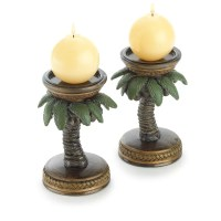 Zingz & Thingz Tropical Tree Candle Holder & Reviews | Wayfair