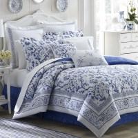 Laura Ashley Bedding Charlotte Comforter Collection ...