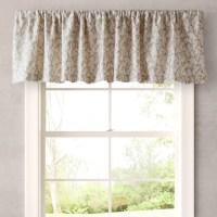 "Laura Ashley Home Victoria 86"" Curtain Valance & Reviews ..."