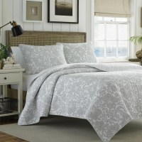 Tommy Bahama Bedding Island Memory Reversible Coverlet Set ...