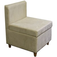 ORE Furniture Side Chair with Storage | Wayfair