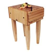 John Boos Pro Chef Butcher Block Prep Table & Reviews ...