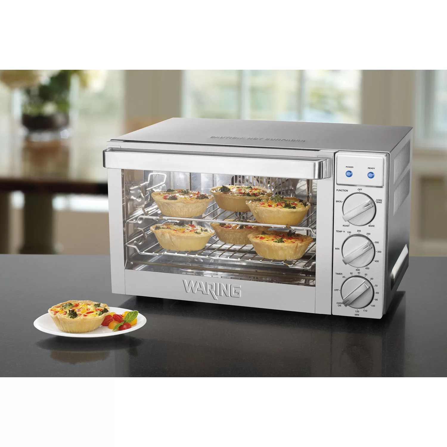 Countertop Commercial Convection Oven Waring 9 Cubic Foot Commercial Countertop Convection
