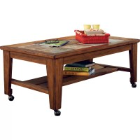 Signature Design by Ashley Tessa Coffee Table & Reviews ...