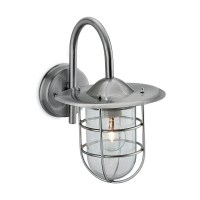 Firstlight CAGE 1 Light Outdoor Sconce | Wayfair UK