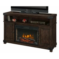 Muskoka Hudson Media Electric Fireplace & Reviews | Wayfair