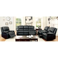 Hokku Designs Jerriste Reclining Sofa & Reviews | Wayfair
