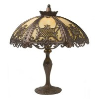 Kansa Lighting Rococco 55cm Table Lamp & Reviews | Wayfair UK