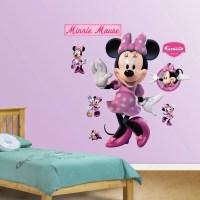 Fathead Disney Minnie Mouse Wall Decal & Reviews | Wayfair