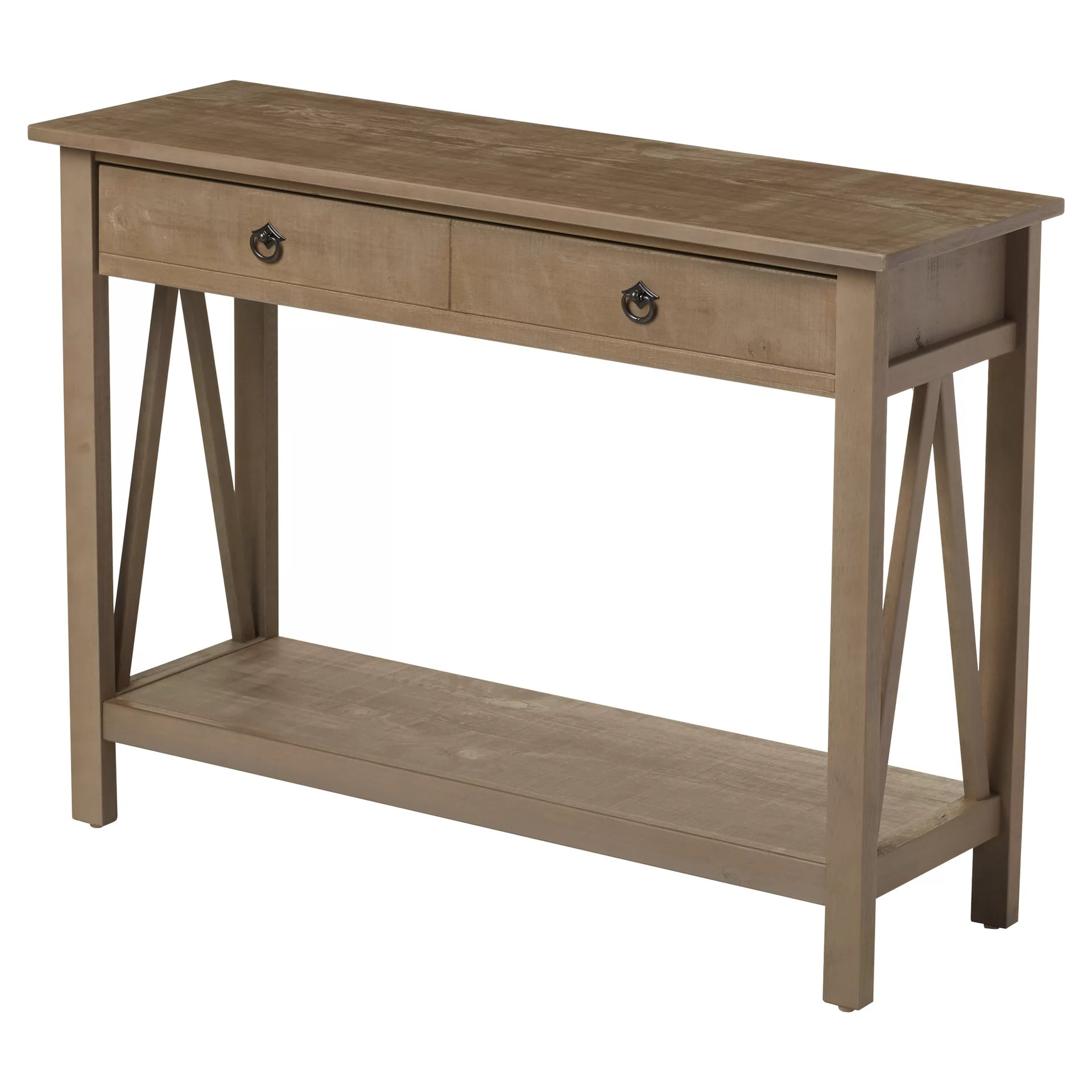 Console Table Andover Mills Soule Console Table And Reviews Wayfair