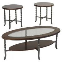 Three Posts Vance 3 Piece Coffee Table Set & Reviews | Wayfair