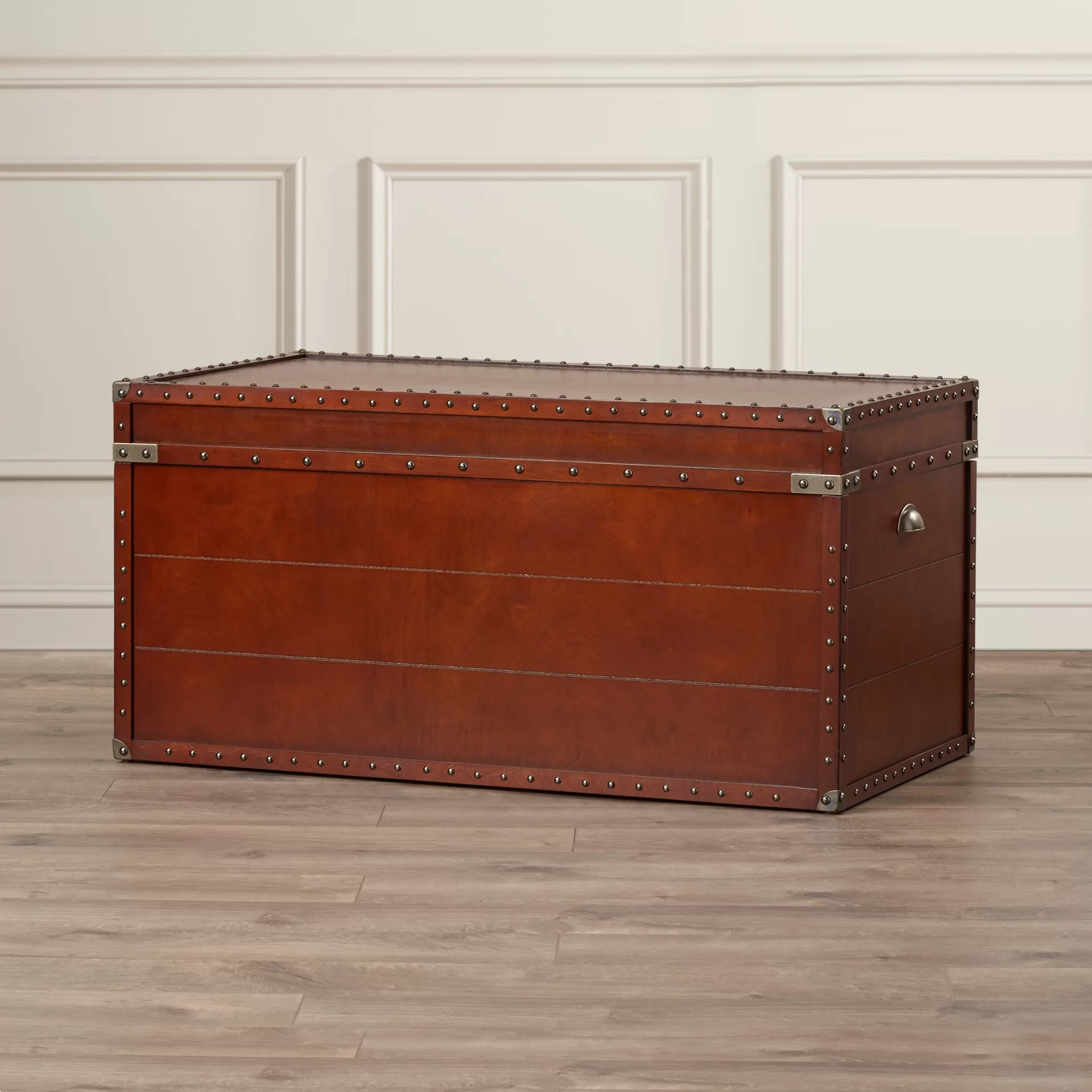 Free Furniture Perth Three Posts Perth Trunk Coffee Table And Reviews Wayfair