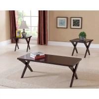 Three Posts Aldan 3 Piece Coffee Table Set | Wayfair.ca