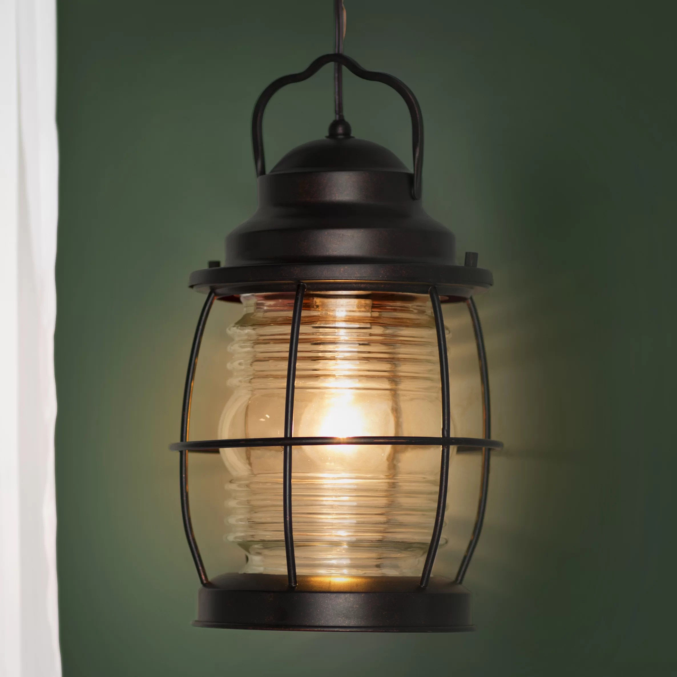 Outdoor Hanging Lanterns Three Posts Blackburn 1 Light Outdoor Hanging Lantern