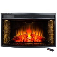 AKDY Freestanding Electric Fireplace Insert & Reviews ...