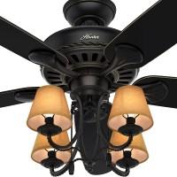 """Hunter Fan 54"""" Cortland 5 Blade Ceiling Fan & Reviews ..."""