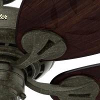 "Hunter Fan 54"" Bayview 5 Blade Ceiling Fan & Reviews | Wayfair"