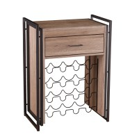 Mercury Row Ocellus Wine Storage Table