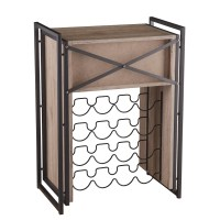 Mercury Row Ocellus Wine Storage Table | Wayfair