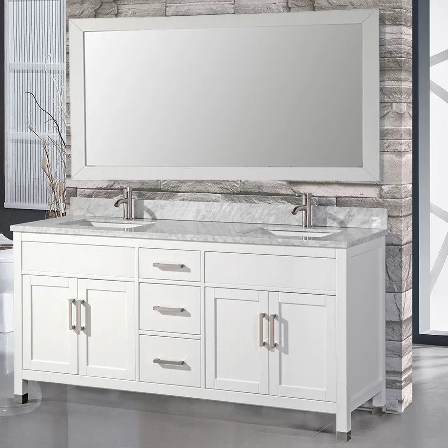 Master Bathroom Double Vanity Ideas Siudy Net