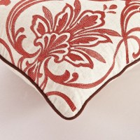 Calla Angel Embroidered Throw Pillow & Reviews | Wayfair