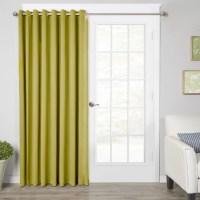 Wayfair Basics Wayfair Basics Grommet Patio Door Curtain ...