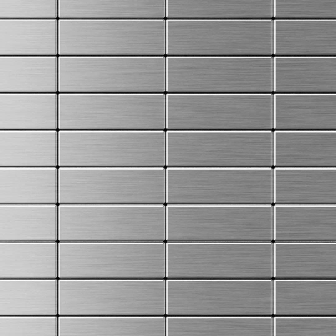 11 X 11 Inoxia Speedtiles 11 6 Quot X 11 4 Quot Metal Subway Tile In