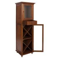 Darby Home Co Ludsthorp 20 Bottle Floor Wine Cabinet ...