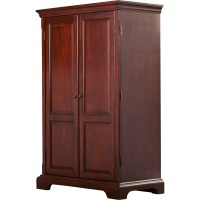Darby Home Co Sidell Armoire Desk & Reviews | Wayfair