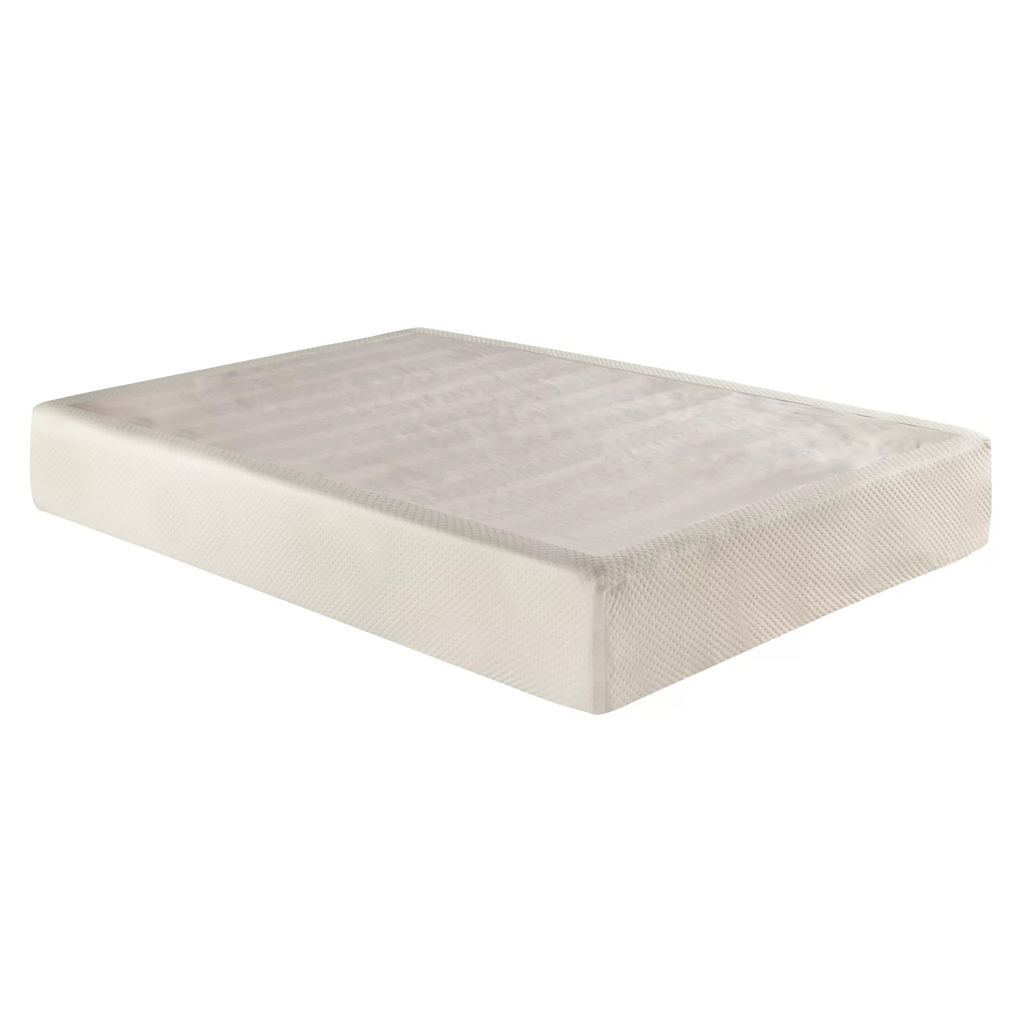 Mattress Foundation Alcott Hill Bratton Heights King Woven Mattress Foundation