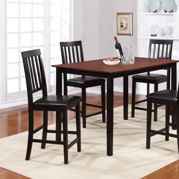 charlton home andtree counter height dining table