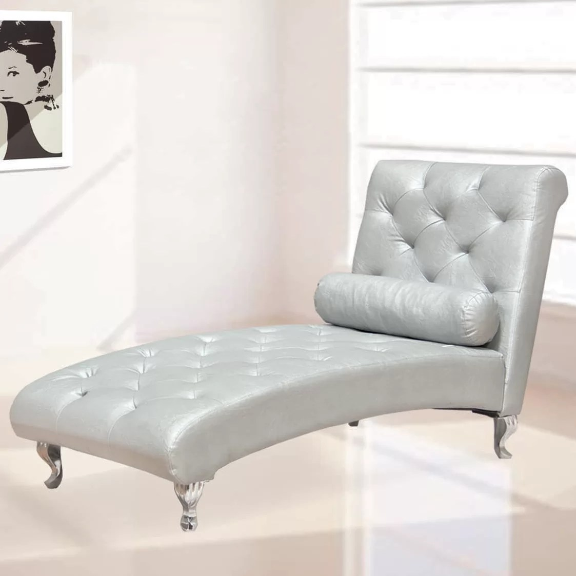 Modern Chaise Lounge Bestmasterfurniture Modern Chaise Lounge & Reviews | Wayfair