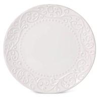 Lark Manor Yaelle Leaf Round 16 Piece Dinnerware Set ...