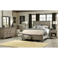 Lark Manor Armoise Panel Customizable Bedroom Set ...