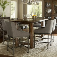 Loon Peak Segula Counter Height Dining Table | Wayfair
