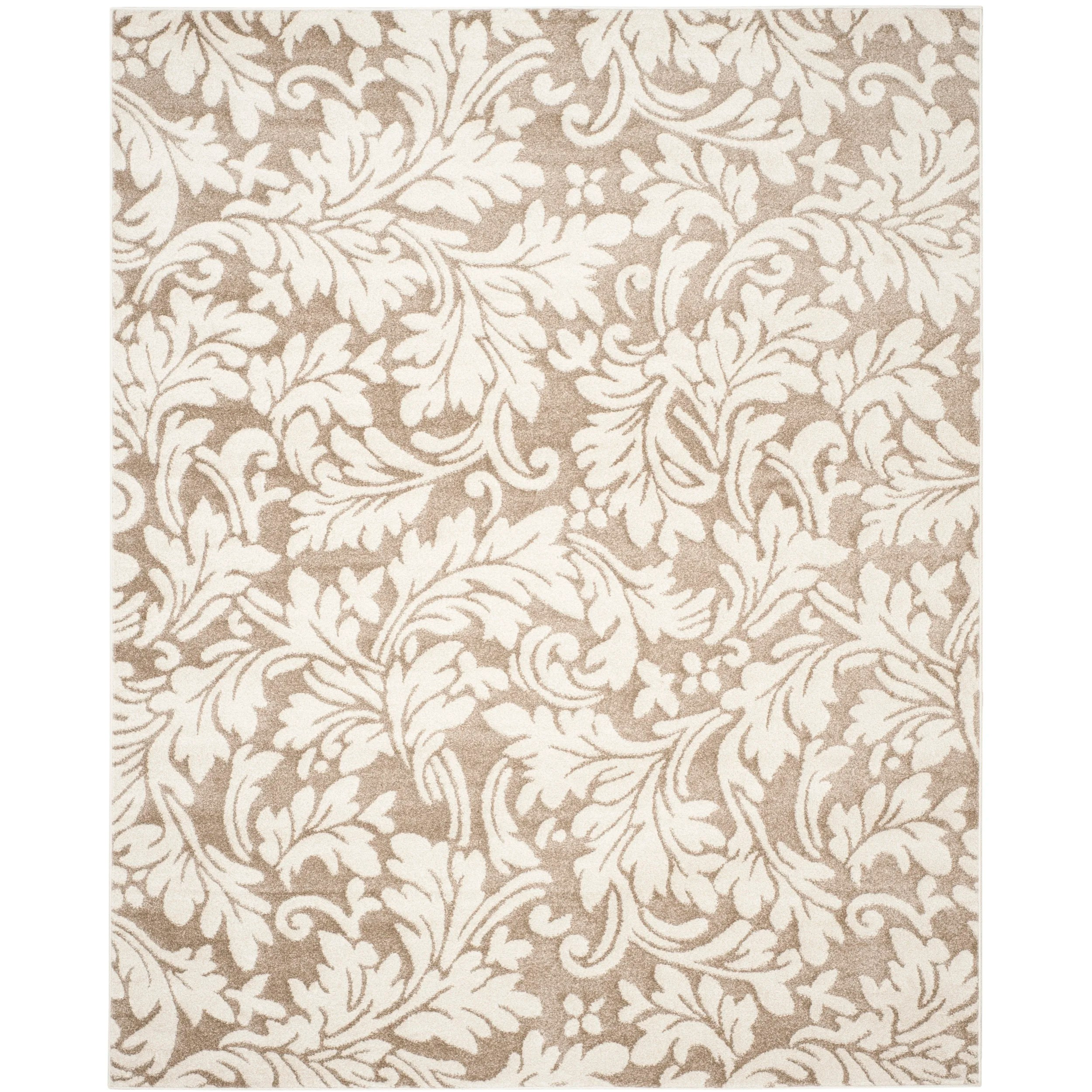 House Of Hampton Levon Wheat Beige Area Rug Reviews
