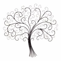 BayAccents Iron Tree of Life Wall Decor & Reviews | Wayfair